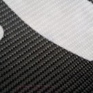 "Carbon Fiber Panel 18""x18""x1/32"""