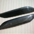 Carbon Fiber Eyelids Eyebrows Nissan 350Z Z33 Fairlady Z 03-08