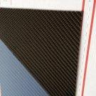 "Carbon Fiber Panel 6""x30""x1/8"" Both Sides Glossy"