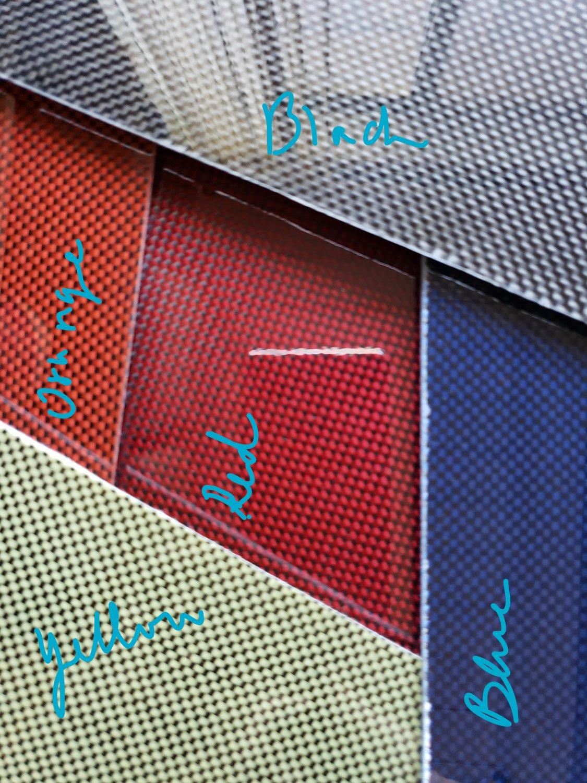 "18""x24""x1/8"" 1x1 Plain Weave Carbon Fiber Plate Sheet Panel Glossy One Side"