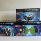 Playmation Marvels The Avengers Prowler Bot Repulsor Gear Gamma Gear Bundle*New*