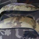 SRt4 Camouflage Eyelids Real Carbon Fiber Hybrid Green 03-05