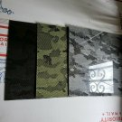 """6""""x54""""x3/32"""" Camouflage Carbon Fiberglass plate Sheet Panel Glossy One Side"""