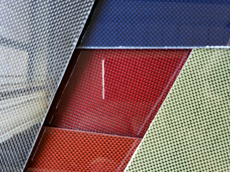 "6""x90""x1/16"" 1x1 Plain Weave Carbon Fiber Plate Sheet Panel Glossy One Side"