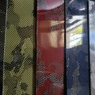 """12""""x48""""x1/8"""" Camouflage Carbon Fiberglass plate Sheet Panel Glossy One Side"""