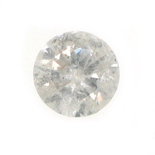 .93 Carat Brilliant Round Cut Diamond Loose Gem Stone SI3 J-K
