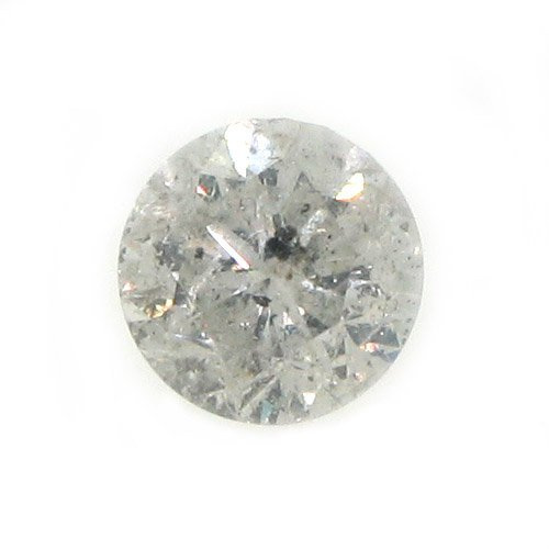 1.23 Carat Brilliant Round Cut Diamond Loose Gem Stone SI3 G-H