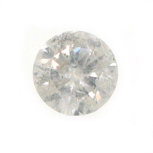 1.01 Carat Brilliant Round Cut Diamond Loose Gem Stone SI2-3 K/L