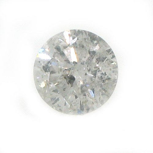 1.15 Carat Brilliant Round Cut Diamond Loose Gem Stone SI3 G-H