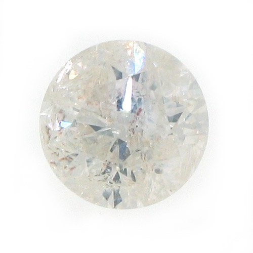 2.05 Carat Brilliant Round Cut Diamond Loose Gem Stone SI3-I1 H
