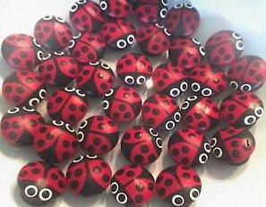 Ladybug Drawer Knob