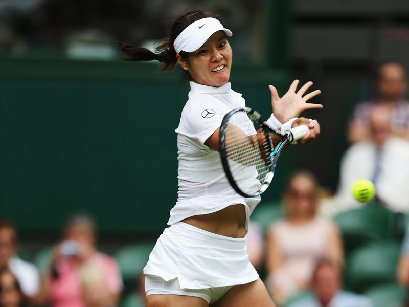 013 - 8 X 6 Photo - Tennis - Wimbledon Championship 2014 - Day 1 - Li Na