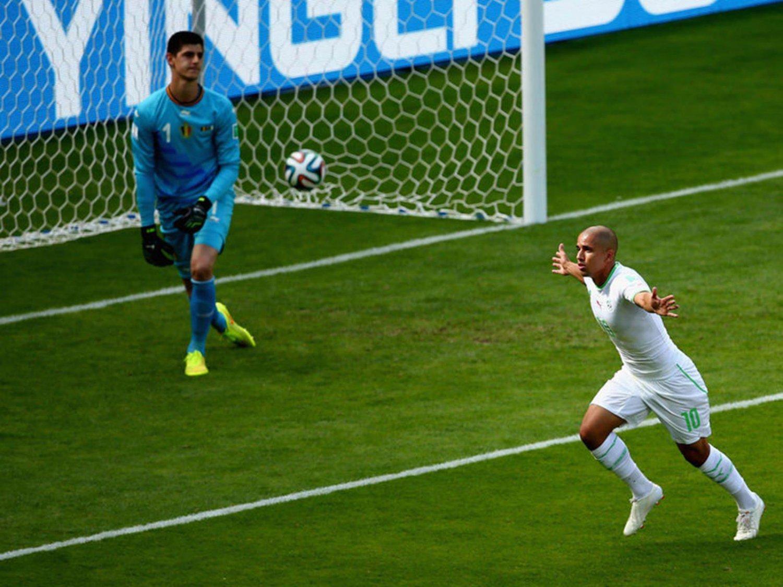 WC 0221 - 8 X 6 Photo - Football - FIFA World Cup 2014 - Belgium V Algeria
