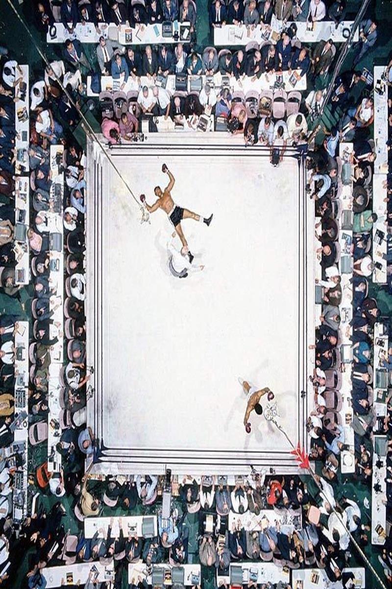 014 - 12 X 8 Photo - Boxing - Classic Muhammad Ali -   Muhammad Ali Cleveland Williams