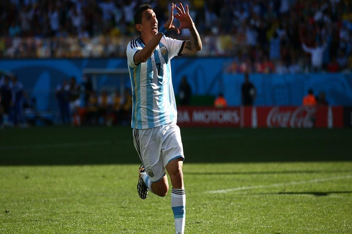 001 - 12 x 8 - 2014 World Cup Finalists - Argentina