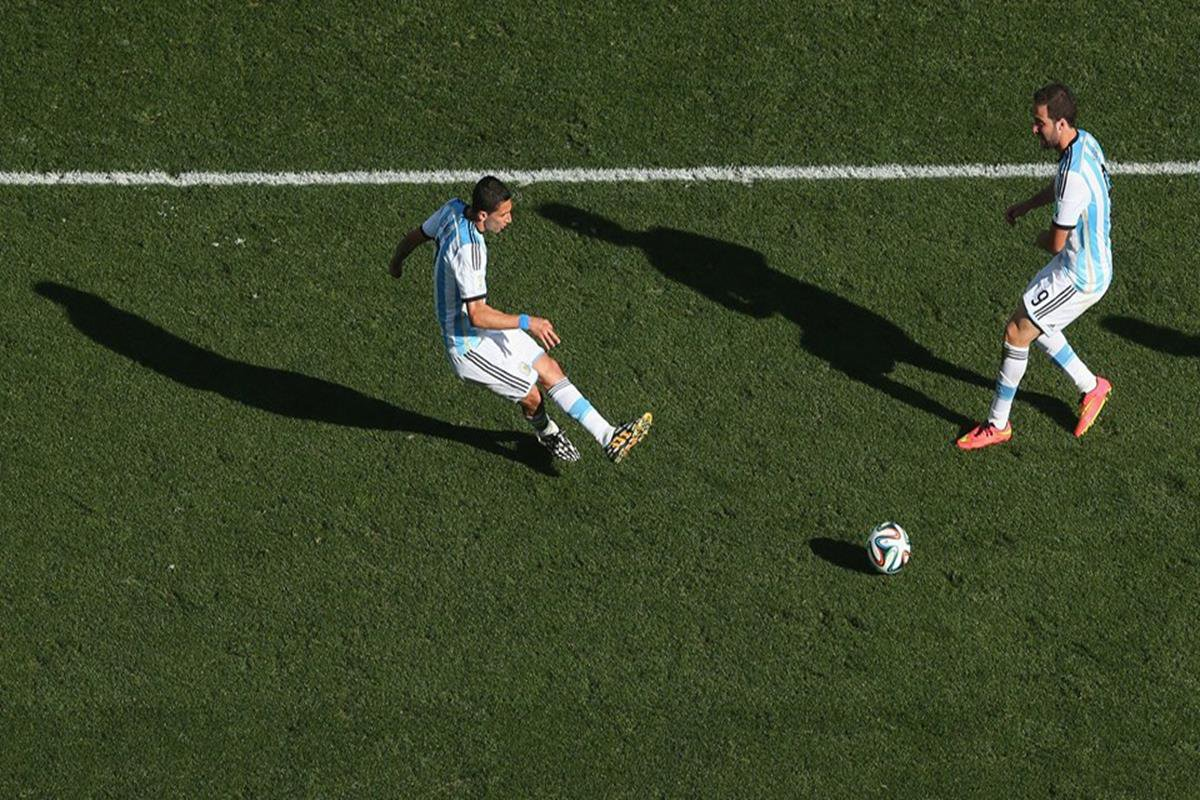 005 - 12 x 8 - 2014 World Cup Finalists - Argentina