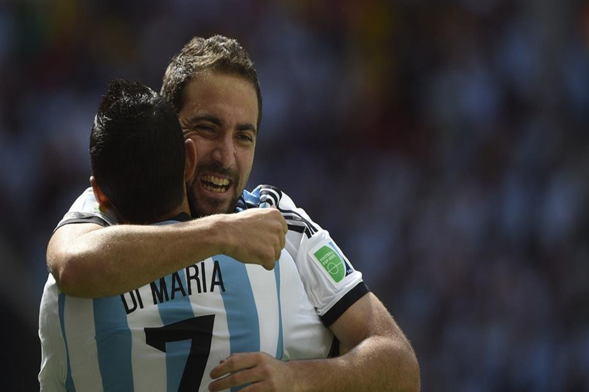 022 - 12 x 8 - 2014 World Cup Finalists - Argentina