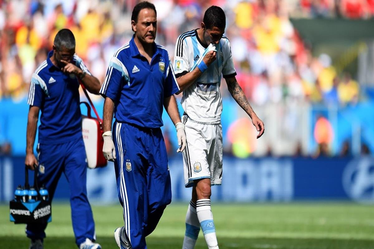 050 - 12 x 8 - 2014 World Cup Finalists - Argentina
