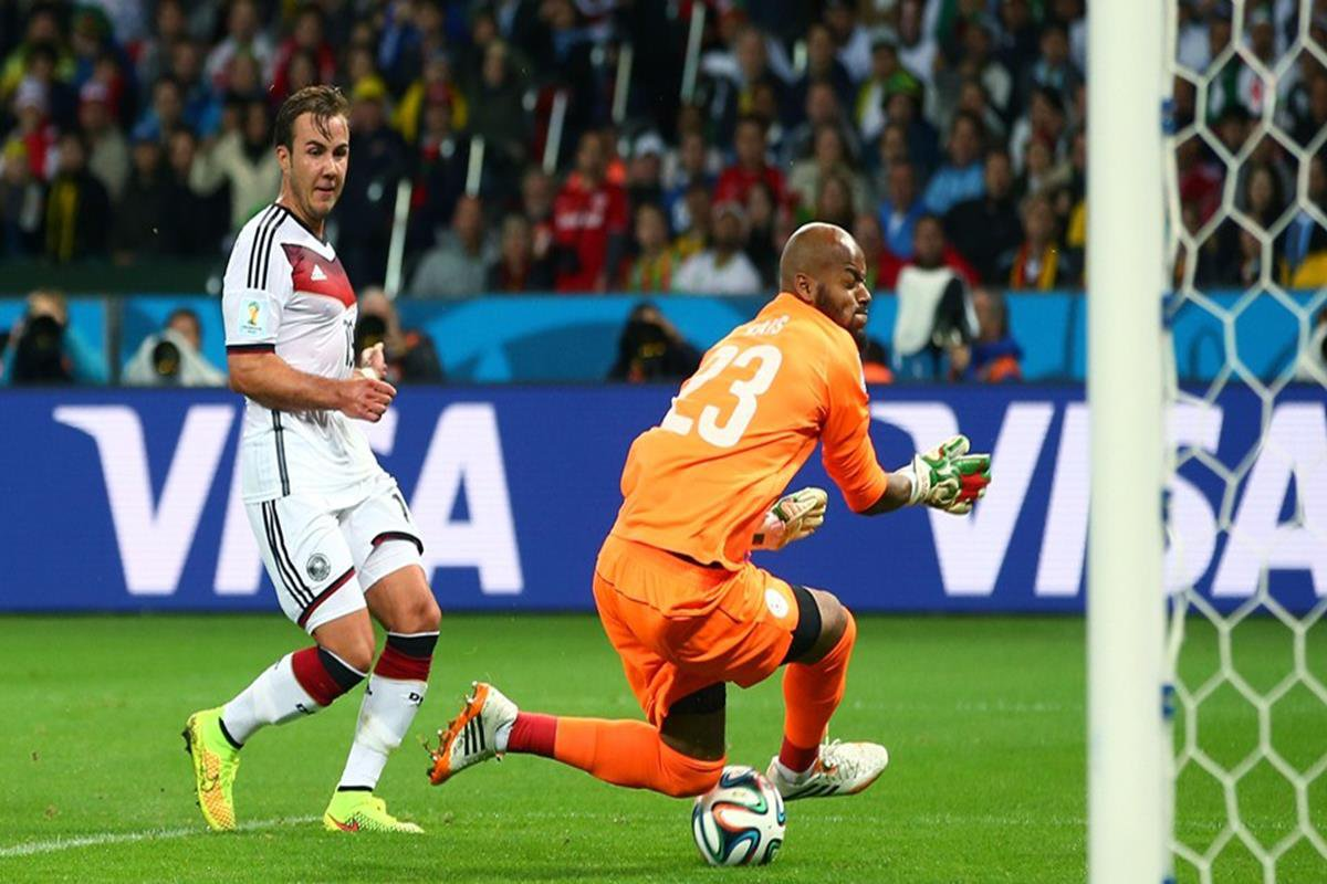 004 - 12 x 8 - 2014 World Cup Finalists - Germany
