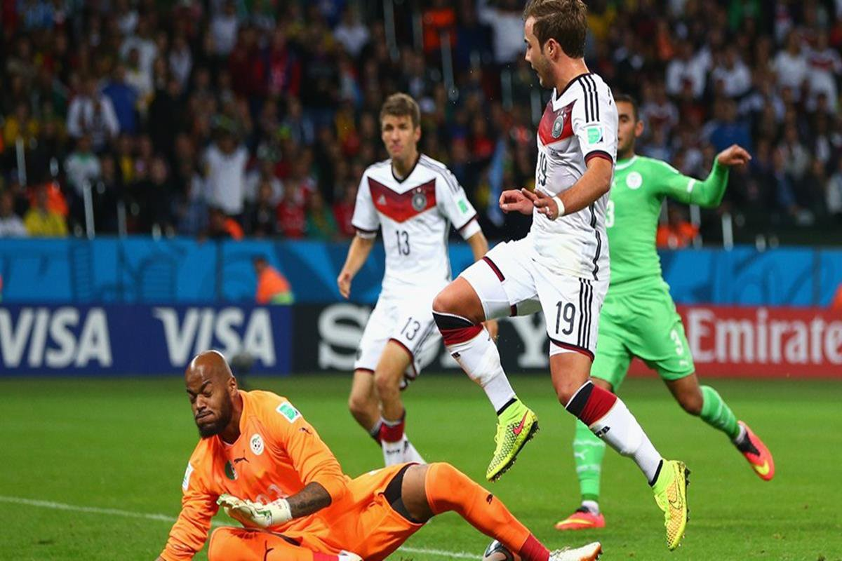 006 - 12 x 8 - 2014 World Cup Finalists - Germany