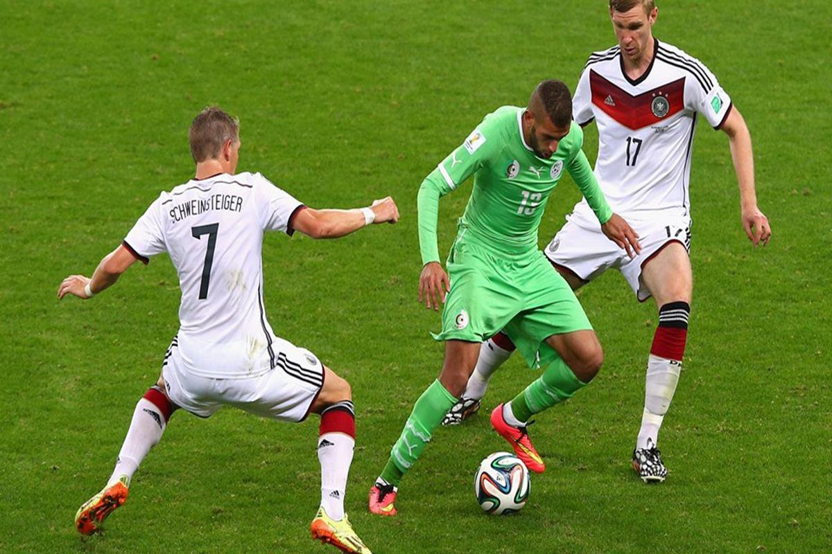 013 - 12 x 8 - 2014 World Cup Finalists - Germany