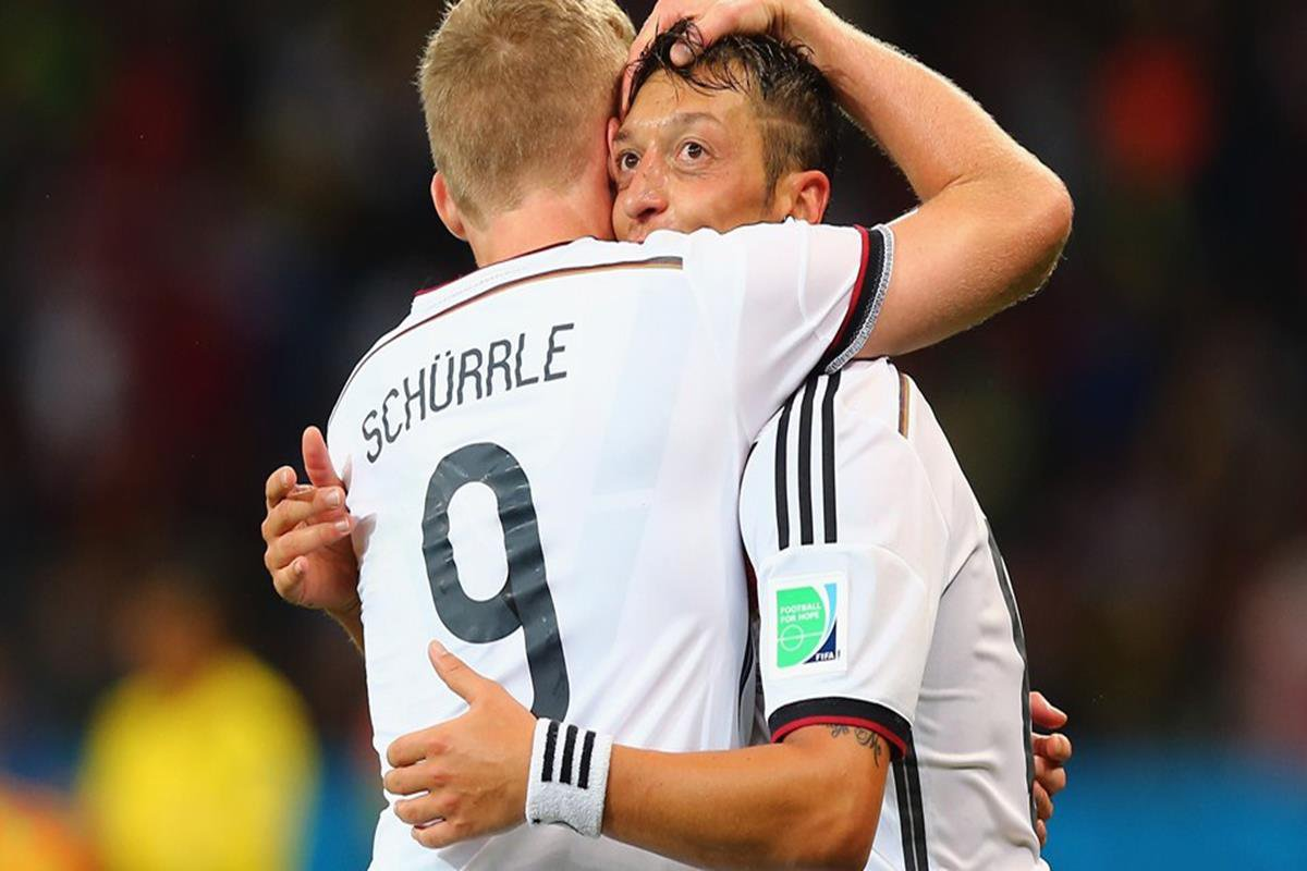 083 - 12 x 8 - 2014 World Cup Finalists - Germany