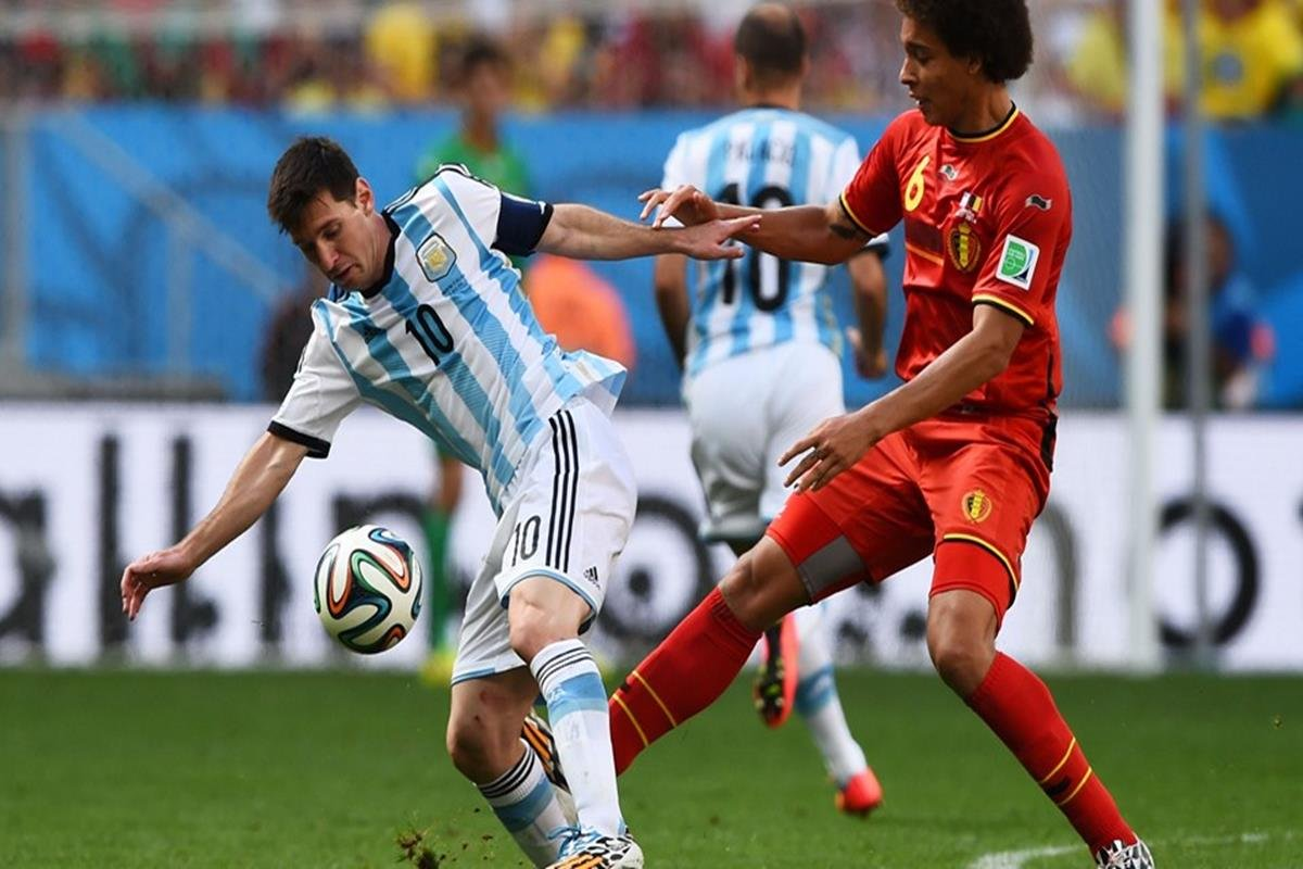 074 - 12 x 8 - 2014 World Cup Finalists - Argentina