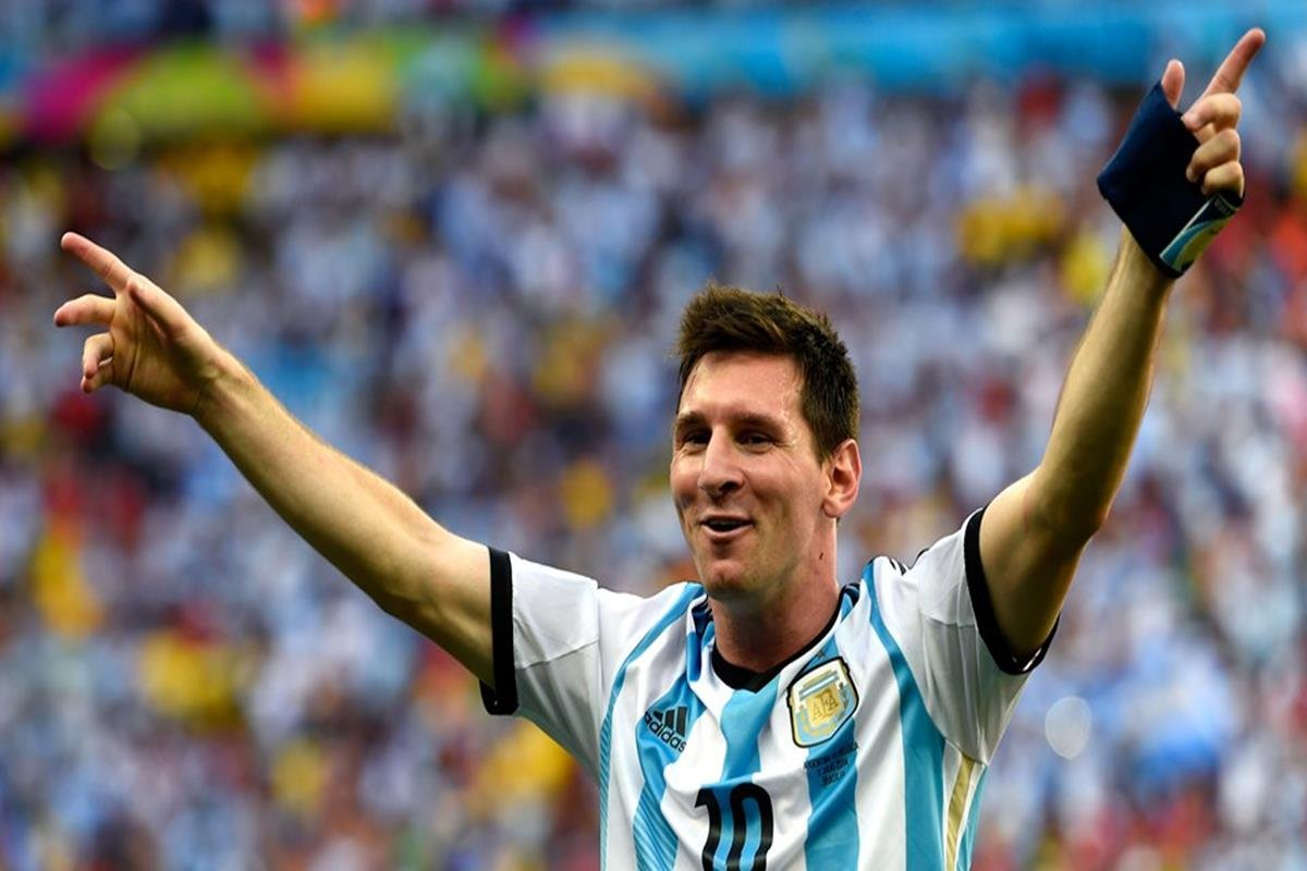 086 - 12 x 8 - 2014 World Cup Finalists - Argentina