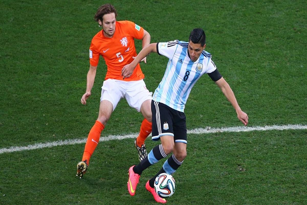 088 - 12 x 8 - 2014 World Cup Finalists - Argentina