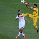 658 - 8 X 6 Photo - 2014 World Cup - The Final - Germany v Argentina - Sergio Romero