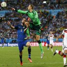 662 - 8 X 6 Photo - 2014 World Cup - The Final - Germany v Argentina - Manuel Neuer