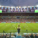 666 - 8 X 6 Photo - 2014 World Cup - The Final - Germany v Argentina - The Trophy