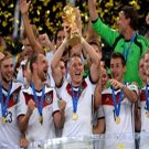12 - 8 x 6 Photo - Football - FIFA World Cup 2014 WINNERS - GERMANY
