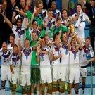 22 - 8 x 6 Photo - Football - FIFA World Cup 2014 WINNERS - GERMANY