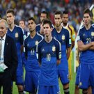 24 - 8 x 6 Photo - Football - FIFA World Cup 2014 Runners Up Argentina