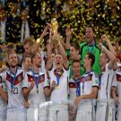 32 - 8 x 6 Photo - Football - FIFA World Cup 2014 WINNERS - GERMANY