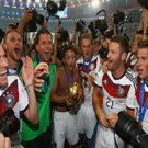 35 - 8 x 6 Photo - Football - FIFA World Cup 2014 WINNERS - GERMANY