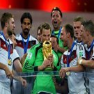 36 - 8 x 6 Photo - Football - FIFA World Cup 2014 WINNERS - GERMANY