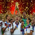 37 - 8 x 6 Photo - Football - FIFA World Cup 2014 WINNERS - GERMANY
