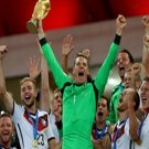 41 - 8 x 6 Photo - Football - FIFA World Cup 2014 WINNERS - GERMANY