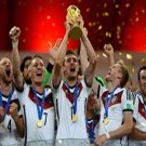 47 - 8 x 6 Photo - Football - FIFA World Cup 2014 WINNERS - GERMANY
