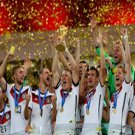 48 - 8 x 6 Photo - Football - FIFA World Cup 2014 WINNERS - GERMANY