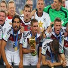 51 - 8 x 6 Photo - Football - FIFA World Cup 2014 WINNERS - GERMANY