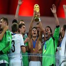 52 - 8 x 6 Photo - Football - FIFA World Cup 2014 WINNERS - GERMANY