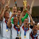 53 - 8 x 6 Photo - Football - FIFA World Cup 2014 WINNERS - GERMANY