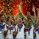 56 - 8 x 6 Photo - Football - FIFA World Cup 2014 WINNERS - GERMANY