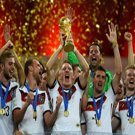 58 - 8 x 6 Photo - Football - FIFA World Cup 2014 WINNERS - GERMANY