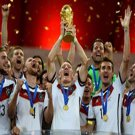 59 - 8 x 6 Photo - Football - FIFA World Cup 2014 WINNERS - GERMANY