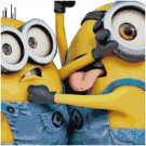 DESPICABLE ME MINIONS #1 CROSS STITCH PATTERN