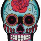 SUGAR SKULL #13 CROSS STITCH PATTERN